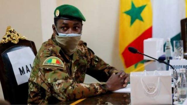 Col. Goïta yasabwe gukoresha amatora ya perezida mu mwaka utaha