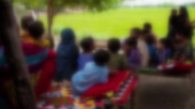 Les enfants séropositifs au Pakistan
