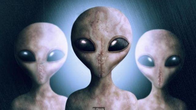 एलियन की तलाश
