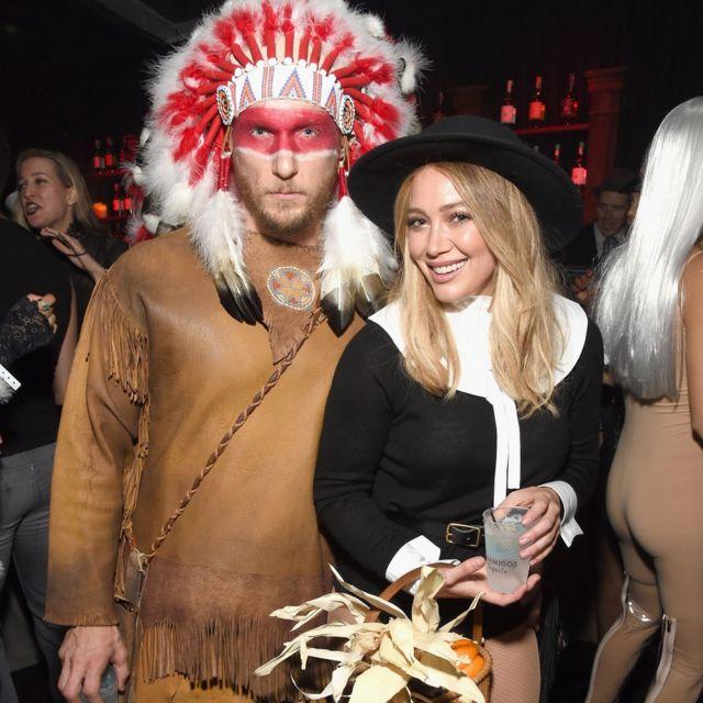 هيلاري داف وصديقها جاسون وولش