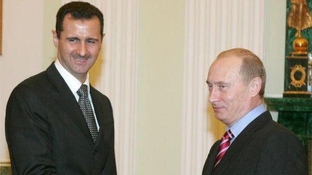 M. Poutine a aussi indiqué que les parties en guerre ont fait part de leur volonté de commencer des pourparlers de paix.