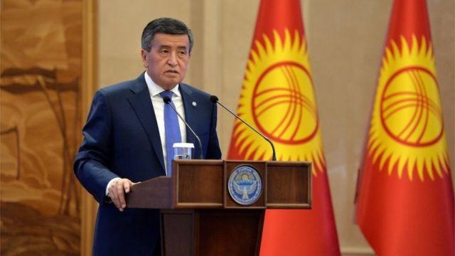 Prezident Jeenbekov