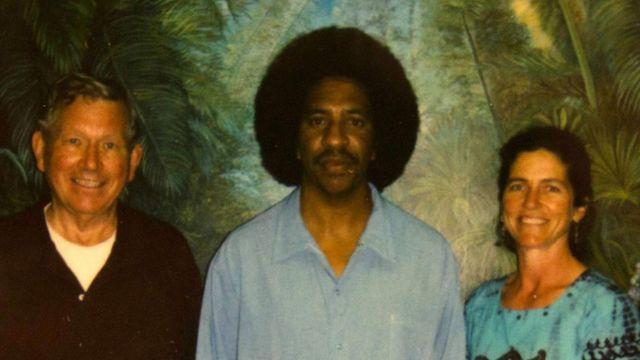 Jim, Ronnie y Denise