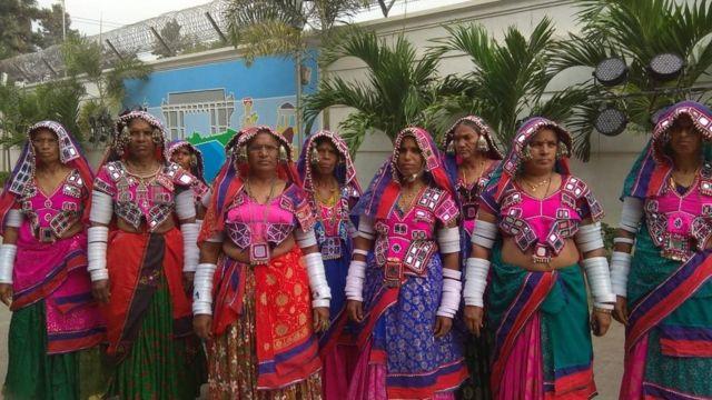 తెలంగాణ భవన్లో సంబరాలు