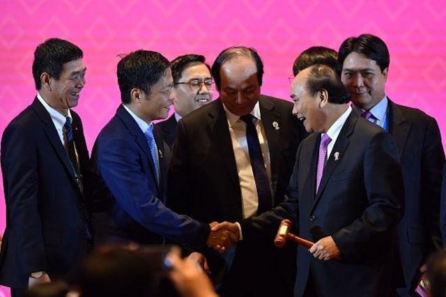 Chủ đề 'Gắn kết và Chủ động thích ứng' cho thấy tham vọng của Việt Nam là làm cho ASEAN quyết tâm hơn trong việc bảo vệ lợi ích chung của các thành viên
