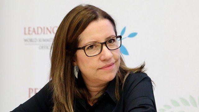 Paula Gaviria, a human rights adviser to the Colombian presidency.