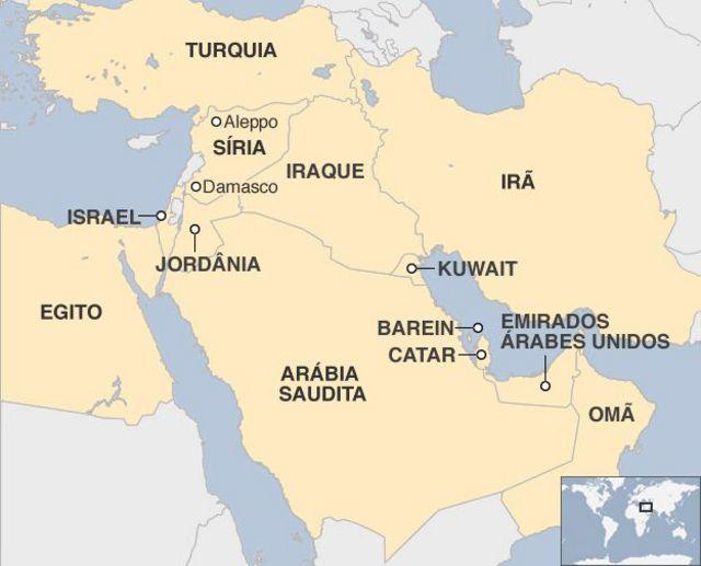 A Turquia possui localização estratégica, como porta da entrada ao Oriente Médio desde a Europa