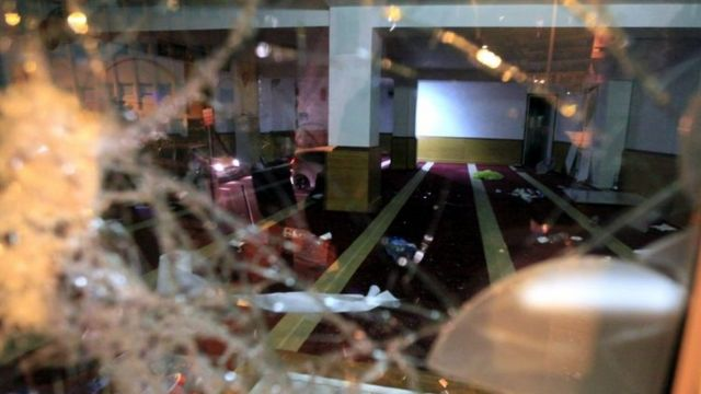 Muslim prayer hall attacked in Corsica