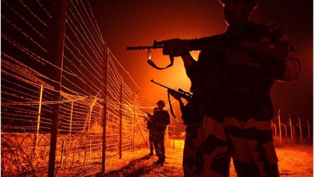 भारत पाकिस्तान एलओसी