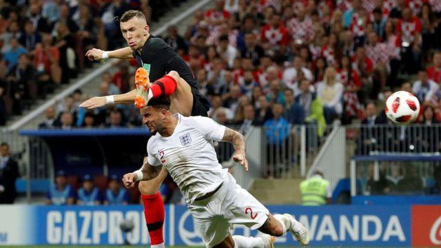Perisic'in ikinci yarıda attığı gol