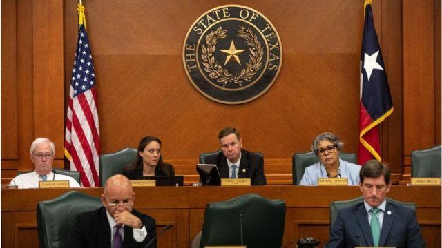 برگزاری جلسهای در مجلس ایالتی تگزاس با محوریت نظریه انتقادی نژاد