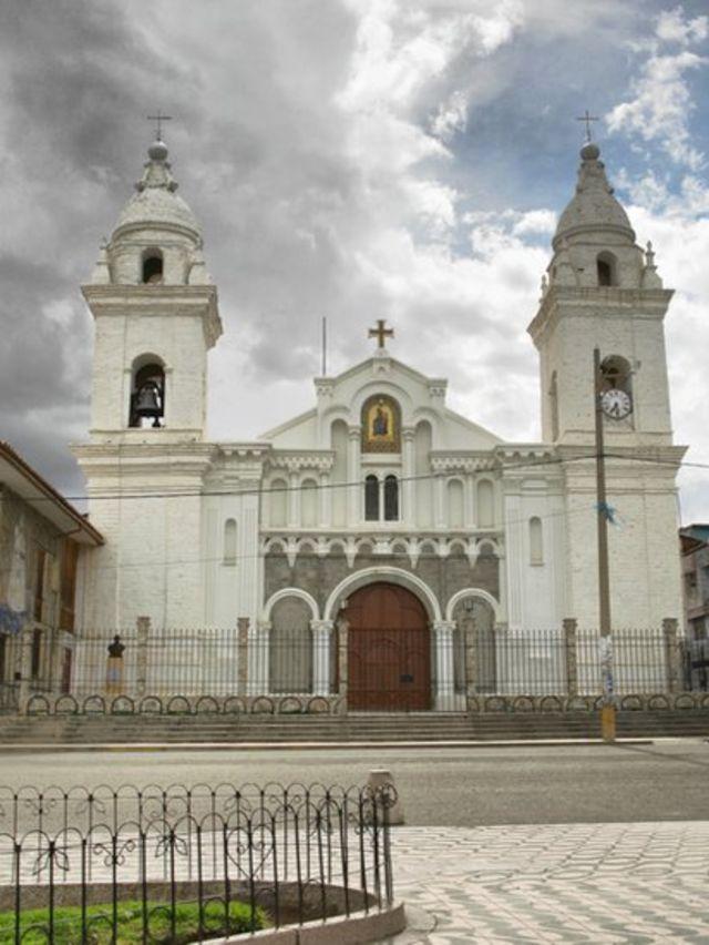 Iglesia Matriz de Jauja.