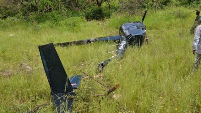 Tanzania elephant poachers kill British helicopter pilot