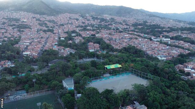 El complejo de Rugby del barrio Castilla
