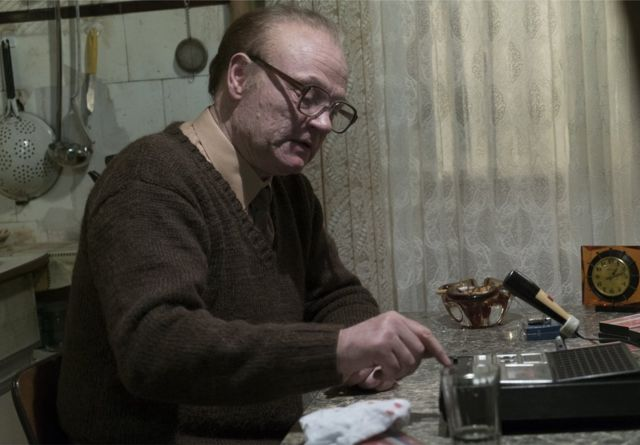 Ator da série Chernobyl