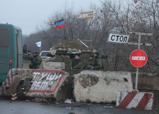 Đông Ukraine