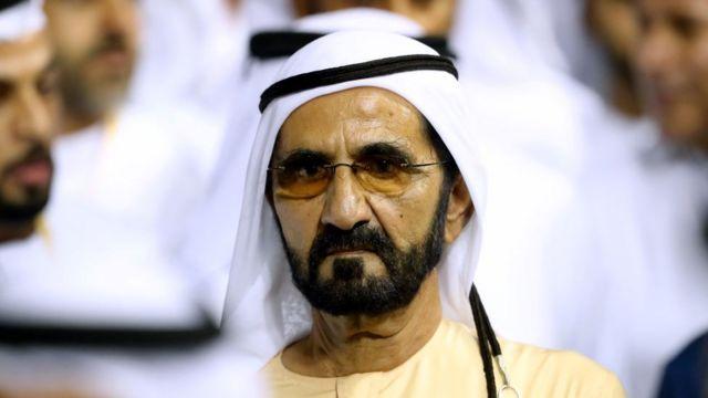 محمد بن راشد: محطات رئيسية في محاولات فرار أفراد من أسرة حاكم دبي