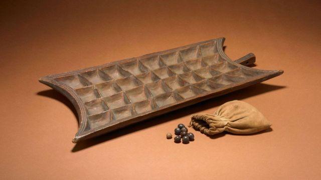Mancala, jogo de tabuleiro