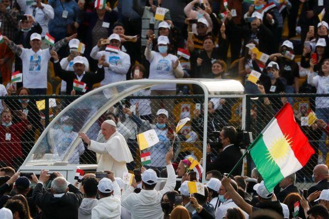 папа в Ирбиле