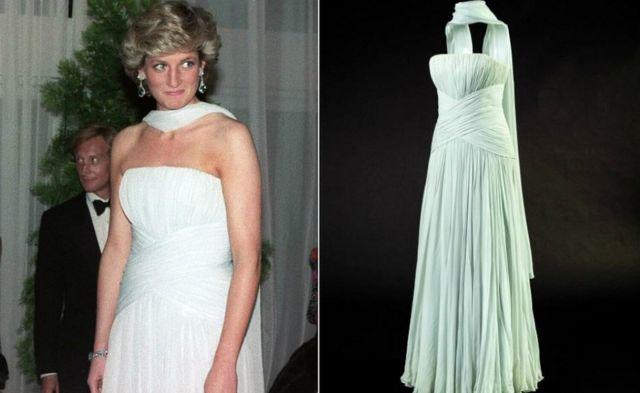 Princess Diana/Dress