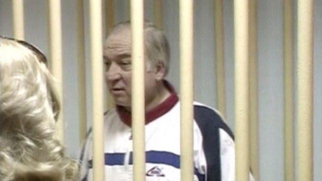Бывший офицер ГРУ Сергей Скрипаль