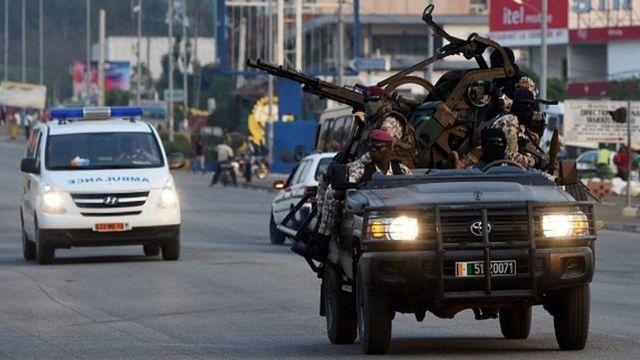 Mardi, des militaires mutins ont tiré en l'air à Abidjan, Yamoussoukro et Dimbokro (centre), Man (ouest) et dans plusieurs autres villes du pays.