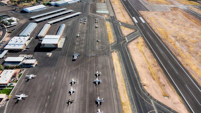 Foto de banco de imagens de aeroporto