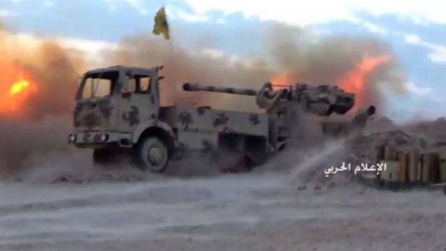مدفعية حزب الله
