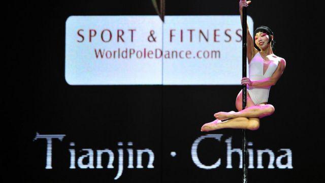 除了國際網管舞大賽,世界鋼管舞錦標賽也是國際性的鋼管舞賽事。今年的賽事定於10月在中國舉行。