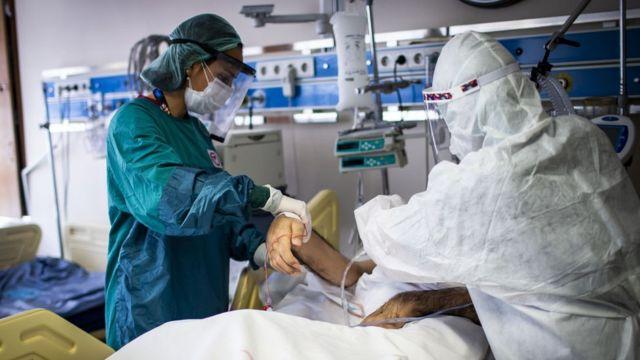 Ankara'da doktorlar