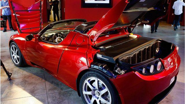 Carro da Tesla
