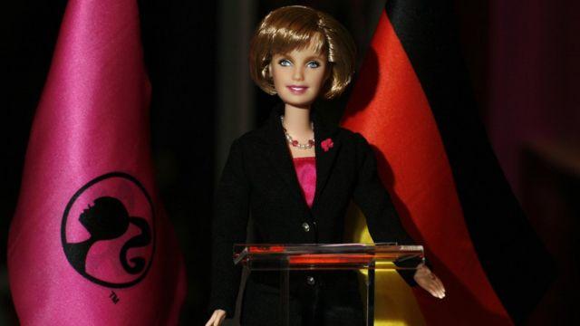 Барби Ангела Меркель
