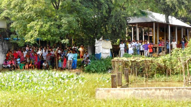 গাজীপুরের যেখানে পুলিশের অভিযান পরিচালিত হয়