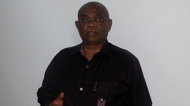 Chuma Nzeribe