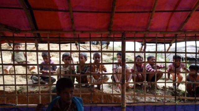 ရိုဟင်ဂျာ ဒုက္ခသည်များ