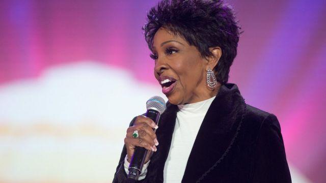 Gladys Knight defends singing national anthem at Super Bowl