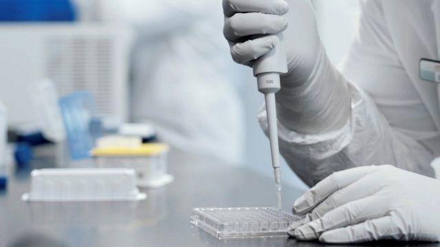 Moderna'nın koronavirüs aşısı