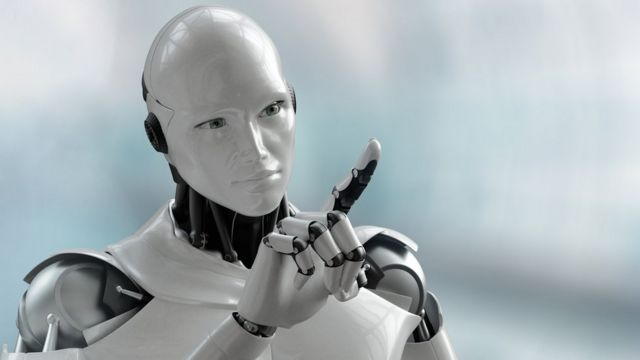 Человекообразный робот