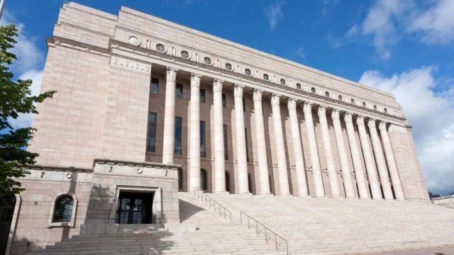 Дом парламента, Финляндия, 1926-31 гг.