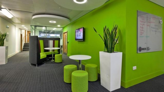 綠色辦公室