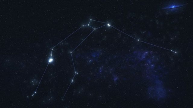 O planeta está escondido na constelação de Aquário, a cerca de 202 anos-luz de distância