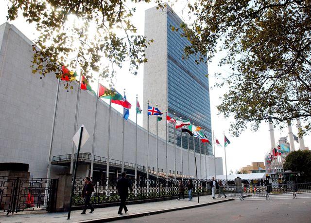 У його дипломатичній кар'єрі Василю Небензі вже траплялося працювати у представництві Росії в ООН