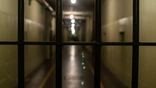 Corredor de cadeia Tremembé 2