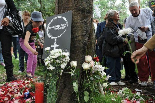 Mais de mil mulheres foram assassinadas na Colômbia em 2012