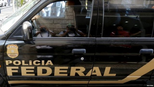 Brazil mayor who ran town via WhatsApp wanted for corruption