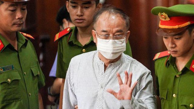 Cựu phó chủ tịch UBND TP.HCM Nguyễn Thành Tài lãnh án 8 năm tù.