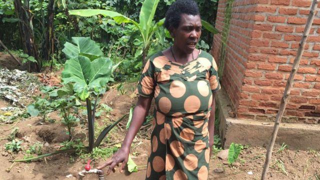 Cecile Nyirabahutu