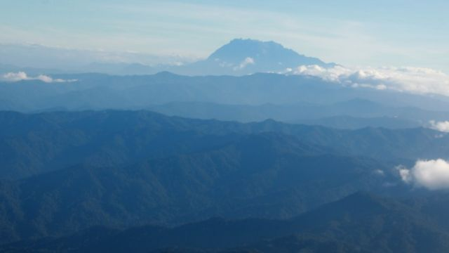 Pegunungan Kinabalu