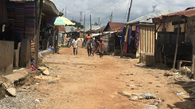 Lugbe community Abuja