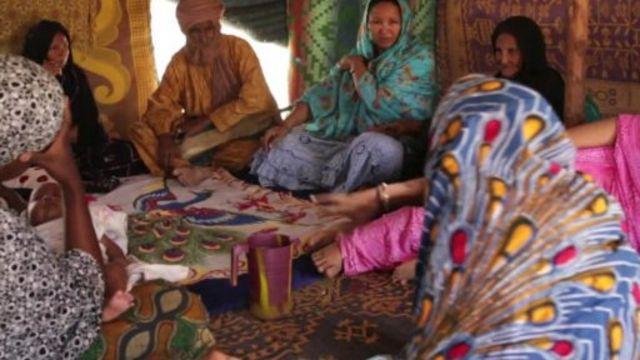 Comme ses réfugiés maliens établis au Burkina Faso, de nombreux ressortissants du Mali ont quitté leur pays à cause de la guerre dans le nord.